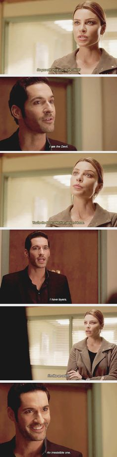#LuciferMorningstar #ChloeDecker #Clucifer #Deckerstar S01E08 - Et Tu, Doctor?