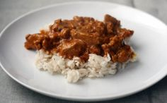 Chicken tikka masala was the very first curry I ever loved—a go-to dinner while studying in Europe without a clue in the world how to cook anything. At least twice a week I'd brown some chicken pieces, dump in a...