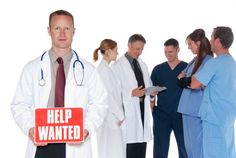 Need is high for doctors, nurses and health IT professionals.