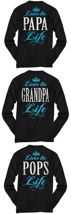 This one is a must-have for all parents and grandparents.  Available for Papa, Grandpa, Pops, PopPop, Poppy, PawPaw, Papaw, Daddy, Dad, Uncle, Nana, Mommy, Grandma, Mimi, Gigi, Auntie, Grammy, and many more.  Get  Free U.S. shipping when you buy any 2 items at The Grandparent Store!
