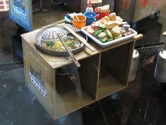 Unique Hong Kong In Miniature 2012 - Street Food Hawker