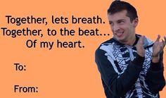 Valentines day Twent one pilots Tyler Joseph Josh dun Skeleton clique Stay alive stay street