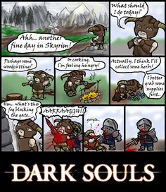 Ohhhhh Dark Souls