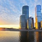 Delta Plaza Moscow welcomes Covidien as first tenants