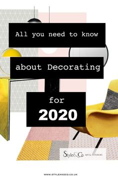 Find it here -' The Ultimate Style Guide ' for decorating your home. Filled with mood boards to Inspire you and style tips to help you create an ideal home. Interior Blogs, Interior Design, White Painted Furniture, Cosy Room, Tropical Wallpaper, Decorating Your Home, Decorating Ideas, Dark Interiors, Complimentary Colors
