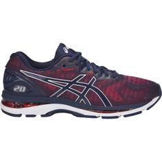 Asics Men's GEL-Nimbus 20 Running Shoes, Blue