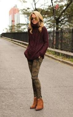 Cozy turtleneck sweater                                                       …