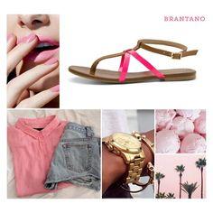 #PV2013 Haz de esta #temporada primaveral una experiencia encantadora y disfrútala con nuestros T-Bar Rosa Vaqueta. http://www.brantano.com.mx/producto/944-t-bar-rosa-vaqueta.aspx #primavera #sandalias #pink #shoes #Brantano #colores #lips #outfit #soft #style