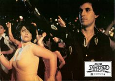 German lobby card set for ' Saturday Night Fever'