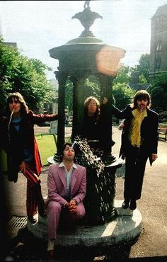 George H. Harrison, J. Paul McCartney, John W. O. Lennon, Richard L. Starkey