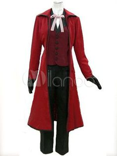 black butler grell cosplay - Google Search