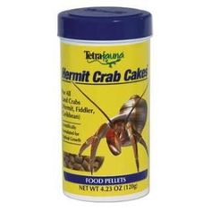 Tetra Hermit Crab Cakes 1.58oz