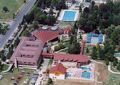 Granite Thermal Spa- Zalakaros, Hungary