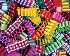 """Sweet Razzle Dazzle"" ~ a  2000 piece jigsaw puzzle by Springbok Puzzles."