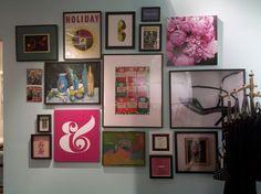 Gallery Wall Install