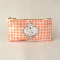 This listing is for a digitally printed, hand sewn fox pencil case developed from original watercolour and pen and ink illustrations by Leanne Shea Rhem and Zac Kenny Higher Design, Ink Illustrations, Hand Sewn, Watercolour, Cool Stuff, Stuff To Buy, Fox, Pencil, Printed