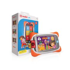 nick Jr. Edition – nabi Shop sister this is what Debbie got him for Christmas. I've never heard of it.  I think it's all APPs
