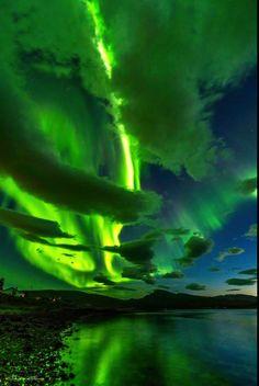 Northern Lights seen near Tromsø, Norway NatureIsFuckingLit is part of Aurora borealis northern lights - Nature Pictures, Cool Pictures, Beautiful Pictures, All Nature, Amazing Nature, Norway Nature, Beautiful Sky, Beautiful Landscapes, Northen Lights