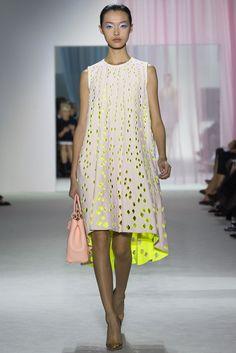Nothin like a great muumuu!! SPRING 2013 READY-TO-WEAR  Christian Dior