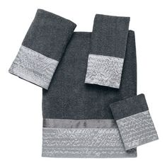 Avanti Linens Lexington 4 Piece Towel Set