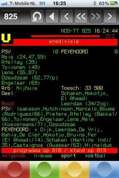 PSV-Feyenooid