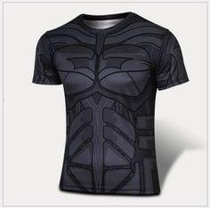 Batman Cute Kids Boys T Shirts Black Short Sleeve High Elastic Fast Dry Print Shirts Super Hero Patchwork Water Proof Sport Casual Tops from Smartmart,$10.13   DHgate.com