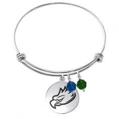 Florida Gulf Coast University Eagles Adjustable Bangle Bracelet