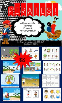 This packet contains BOTH a digital eBook AND coordinating language/literacy activities.