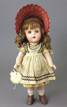 """images of madame alexander 14"""" composition doll - Yahoo Image Search results"""