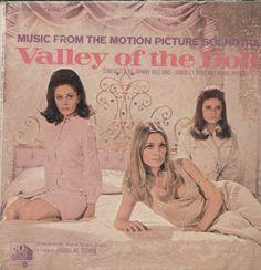 Valley Of The Dolls English Vinyl LP