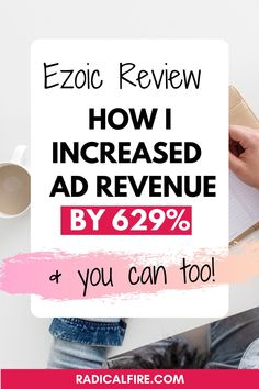 Do you want to make money blogging? Placing advertisements is a great way to do so. But, what platform to choose? Here's my honest Ezoic review, how it changed the blogging game for me, and to make money with your blog #blogging #makemoney #passiveincome #makemoneyblogging Managing Your Money, Make Money Blogging, Money Tips, Make Money From Home, Money Saving Tips, Make Money Online, How To Make Money, Dividend Investing, Creating Wealth