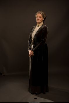 Downton Abbey - Promo..She adds so much humor to the show!!! I love her!!!