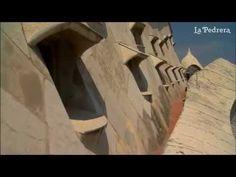 ▶ El sinuós camí que encercla les golfes//El sinuoso camino de ronda que rodea la buhardilla - YouTube La Pedrera, Antelope Canyon, Youtube, Drive Way, Youtubers, Youtube Movies