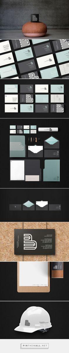 Balzan Branding by Triocom Graphic Design on Behance   Fivestar Branding – Design and Branding Agency & Inspiration Gallery
