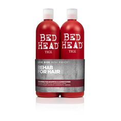 Buy TIGI Bed Head Urban Antidotes Resurrection Shampoo & Conditioner Tween Duo 2x 750ml from TreatYourSkin and receive free shipping worldwide.