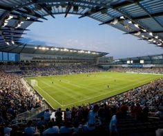 LIVESTRONG Sporting Park, home to Sporting KC Soccer Team