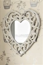 Next Rocco Heart Mirror Heart Mirror, Mirror Mirror, Mantle Styling, Mr Price Home, Overmantle Mirror, Standing Mirror, I Love Heart, Wall Mounted Mirror, Mirror With Lights