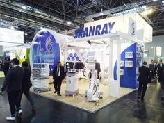 Our one more & Construction Services for Skanray in Medica Dusseldorf Exhibition Stand Builders, Exhibition Space, Construction Services, Stand Design, Eastern Europe, Germany, Deutsch, Booth Design