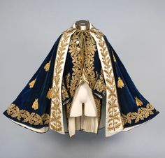 Court suit from the First French Empire, 1804–1814/1815