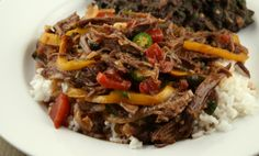 Cuban Ropa Vieja - Tried this on a recent trip to Havana and was blown away! You have to try this