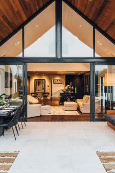 Mahoenui by Bindon Design Group – Project Feature – The Local Project Dream Home Design, My Dream Home, Home Interior Design, Interior Architecture, House Design, House Goals, Future House, Building A House, Sweet Home