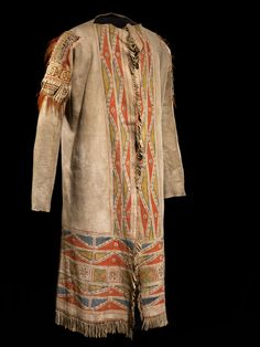Man's Coat Plains Cree, 1780-1820 The National Museum of the American Indian