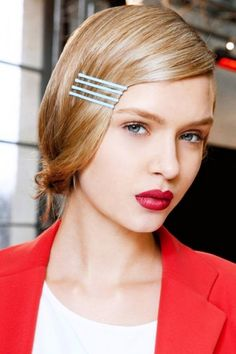 Hair Styles Elegant Bobby Pins 65 Ideas For 2019 Pigtail Hairstyles, Bobby Pin Hairstyles, Headband Hairstyles, Summer Hairstyles, Braided Hairstyles, Cool Hairstyles, Korean Hair Color, Hair Color Blue, Hair Scarf Styles