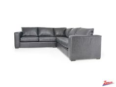Made In Canada  Choice of Colors & Grades in Fabric or Leather  Dimension:  Square Corner:  38L x 26D x 18H Storage Ottoman: