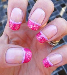 Rakkaus Kynsiin: Pinkki ranskis