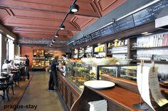 new york deli interior - Google Search
