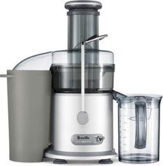Breville JE98XL Juice Fountain Plus 850-Watt Juice Extractor #juicer #blender #smoothie