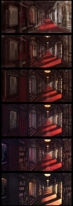 Path Of Wisdom - Steps by andreasrocha castle library hallway hall resource tool how to tutorial instructions | Create your own roleplaying game material w/ RPG Bard: www.rpgbard.com | Writing inspiration for Dungeons and Dragons DND D&D Pathfinder PFRPG Warhammer 40k Star Wars Shadowrun Call of Cthulhu Lord of the Rings LoTR + d20 fantasy science fiction scifi horror design | Not Trusty Sword art: click artwork for source