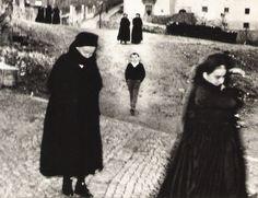 Mario Giacomelli ( Senigallia, 1925), The Semi Transparent City (1950)