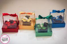 Sweet Cucas and Cupcakes by Rosângela Rolim: Mini Cupcakes Lembrança de Formatura Educação Infa...